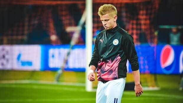 Зинченко: «Тренировки в«Манчестер Сити»— это просто убийство. Люди сражаются заместо всоставе»