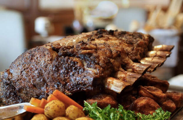 Прайм-риб: кулинарный подвиг на кухне