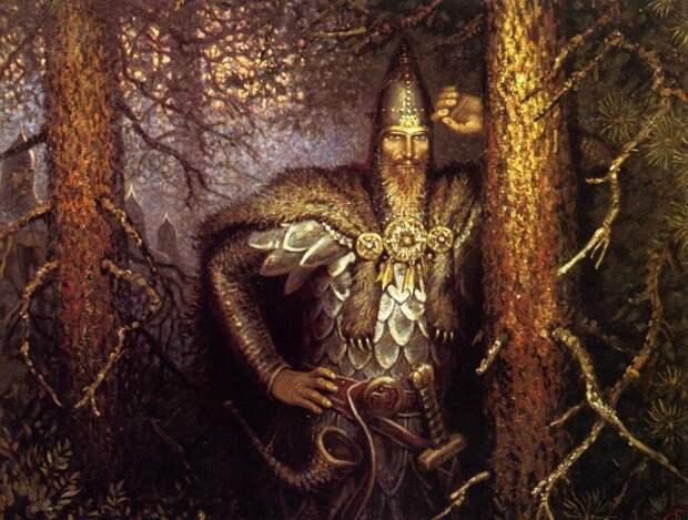 Вольга Святославич богатыри, былины, легенды, русь