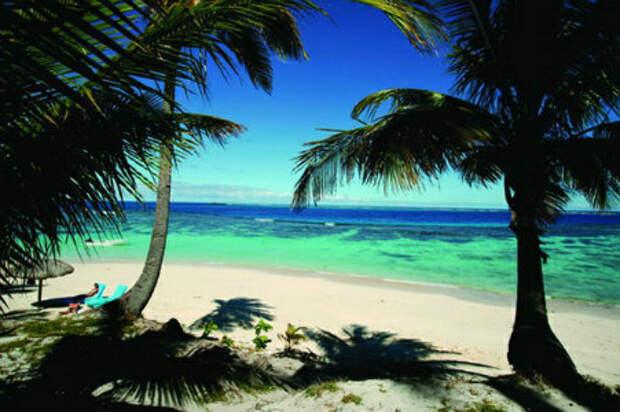 обычный остров маманука