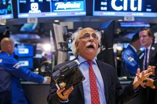 США биржа