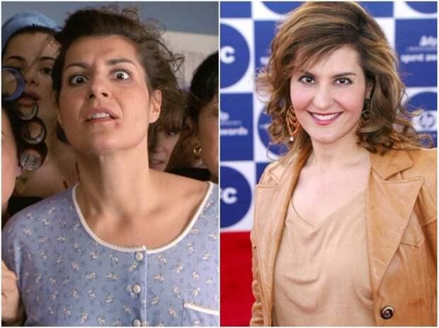 Как выглядят актрисы сыгравшие дурнушек