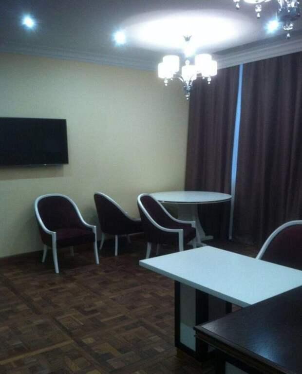 Фото трехкомнатной больничной палаты Лукашенко