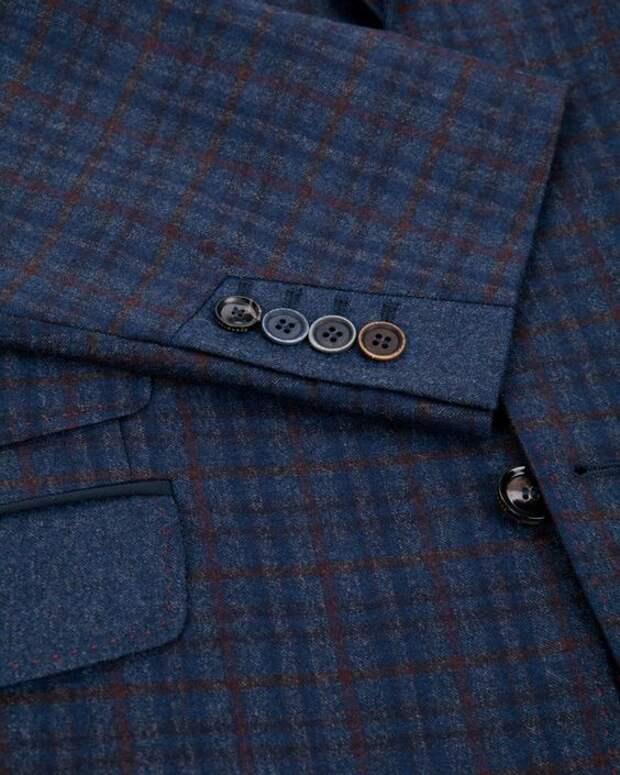 как сшить мужской пиджак