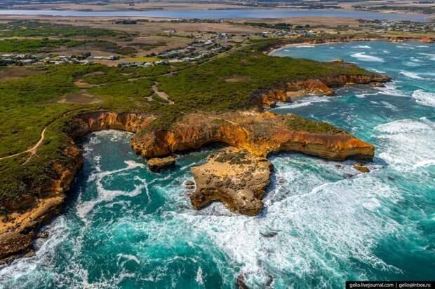 Австралия. Исчезающая красота путешествия, факты, фото