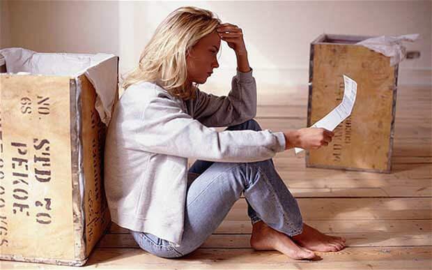 Мать выгоняет меня из дома за то, что я сделала аборт...