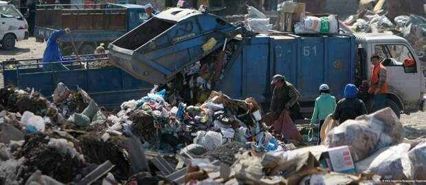Свалка века. Кто зарабатывает на мусорном полигоне в Балашихе