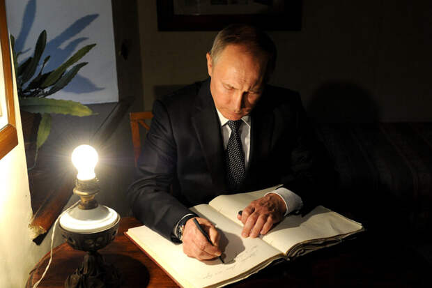 Американский политик призвал обесточить резиденцию Путина