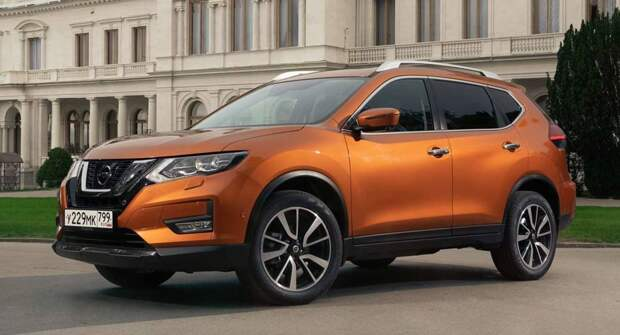 Обзор обновленного Nissan X-Trail 2021