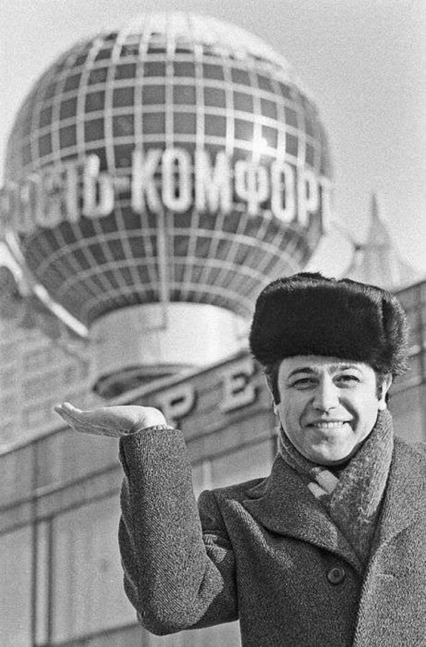 Редкие фотографий российских знаменитостей, которые вы, скорее всего, увидите впервые