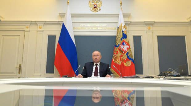 Владимир Путин объявил нерабочими дни с 1 по 10 мая включительно