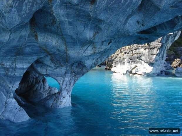 Пещера Мраморный собор (19 фото+видео)