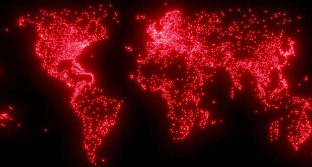 5 карт, которые показывают, какой маленький наш мир