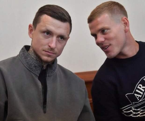 Жена Мамаева показала мужа вместе с Кокориным на отдыхе