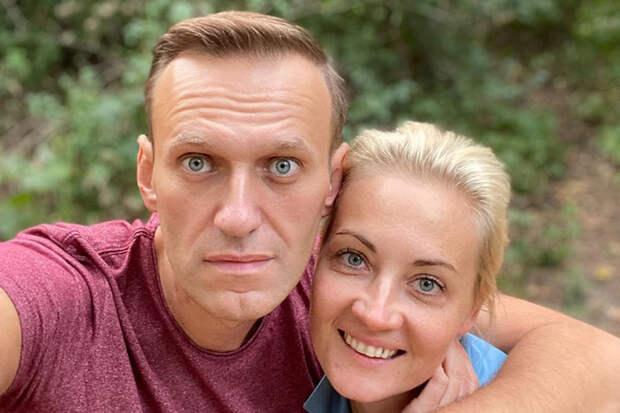 Навальный раскрыл имена спонсоров его лечения в Германии