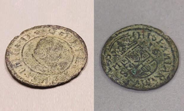 Монеты из американской пустыни: находка противоречащая истории