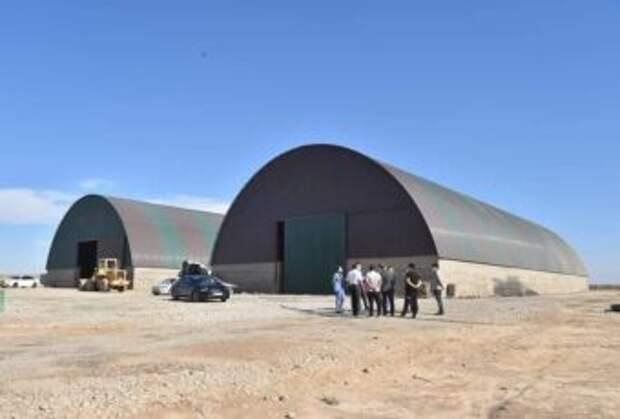 В Сайрамском районе откроется комплексная площадка по откорму крупного рогатого скота