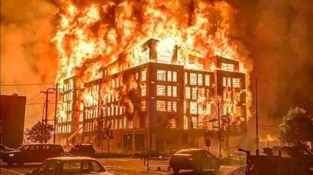 Юлия Витязева: Поджигатели уверены, что пламя их не коснётся. А зря…