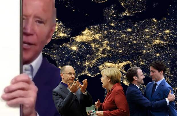 Европа вновь уличила США в наглом шпионаже