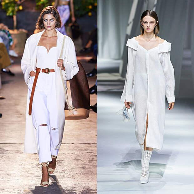 Недели моды весны-лета – 2021: будущие тенденции и самые интересные находки