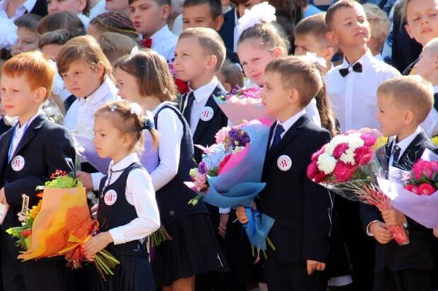 На Кубани изменили время подачи заявления в первый класс школы
