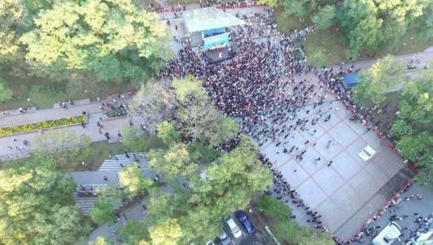 """""""Когда я думал, что достиг дна, снизу постучали"""" о митингах Навального"""