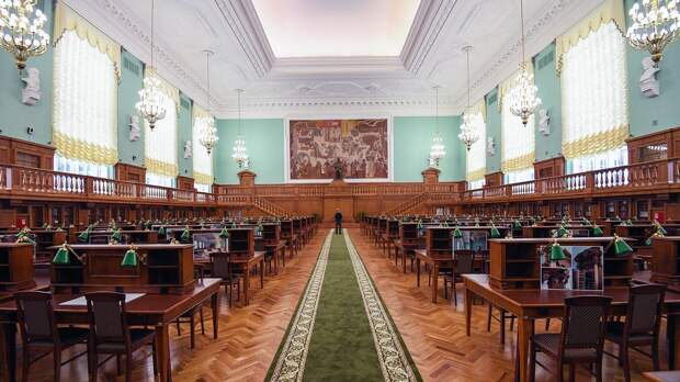 8 самых красивых библиотек России (ФОТО)