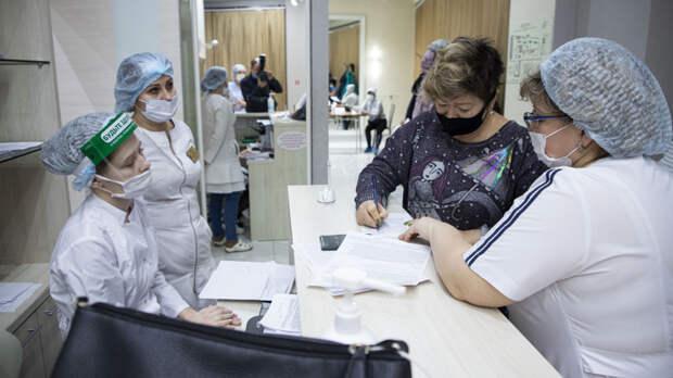 Власти Ростовской области рассказали озаболевших после вакцинации