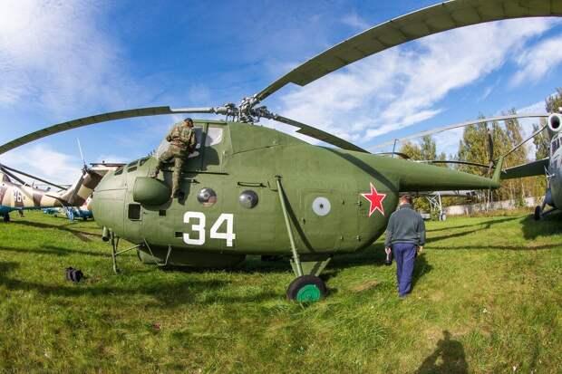 В РФ поднимут в небо единственный рабочий экземпляр военного вертолета СССР 1950-х гг.