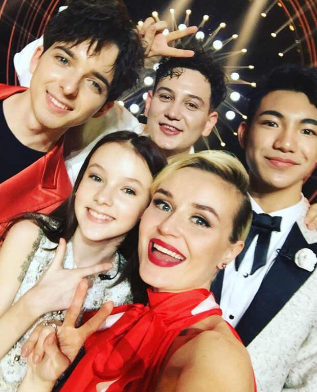 Полина Гагарина поделилась впечатлениями от шоу Singer