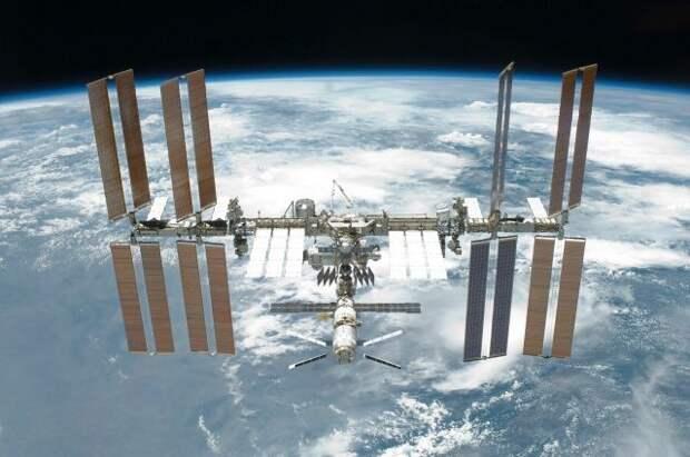 После герметизации трещин утечка воздуха на МКС снизилась втрое