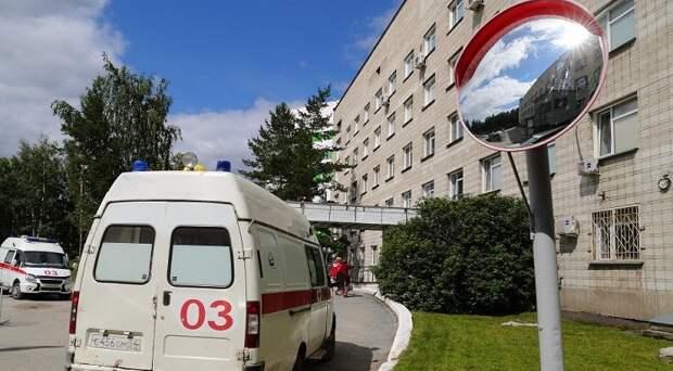 Рекордное число умерших от COVID-19 за сутки зафиксировано в Новосибирской области