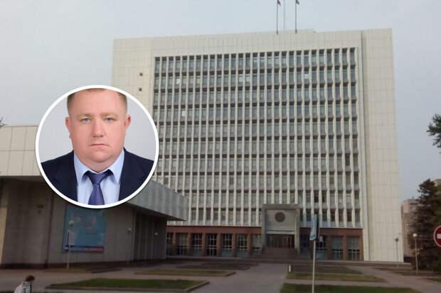 Новосибирский депутат занял 12-е место в списке российского Forbes