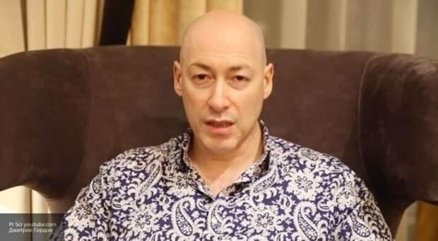 Гордон заявил, что мечтает об обрушении цены на нефть и кризисе в России