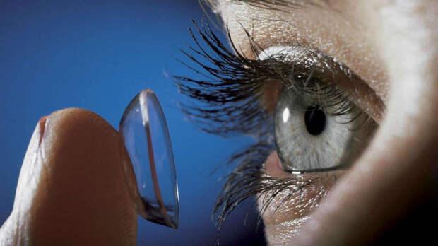 Самые разные контактные линзы на ваш выбор