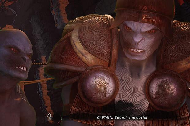 Появились первые скриншоты из игры The Lord of the Rings: Gollum