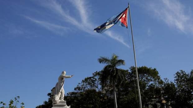 США ввели новые санкции против Кубы