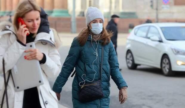 В России за сутки коронавирус выявили у 8,3 тысячи человек