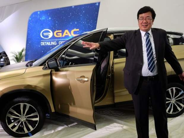 Китайская компания GAC Motor вынашивает планы строительства завода в России