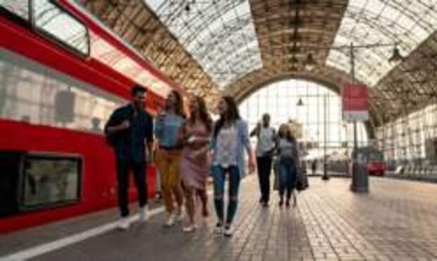 Более 450 тысяч пассажиров перевез «Аэроэкспресс» в майские праздники