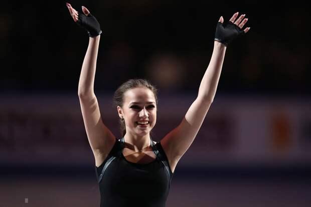 Алина Загитова стала лидером мирового рейтинга фигуристок ISU