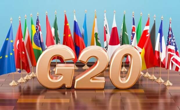 G20 проигнорировала вопрос сокращения добычи нефти