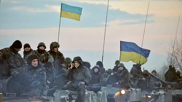 Крупная авария в зоне АТО на Украине: погибли 12 бойцов Нацгвардии, 22 пострадали