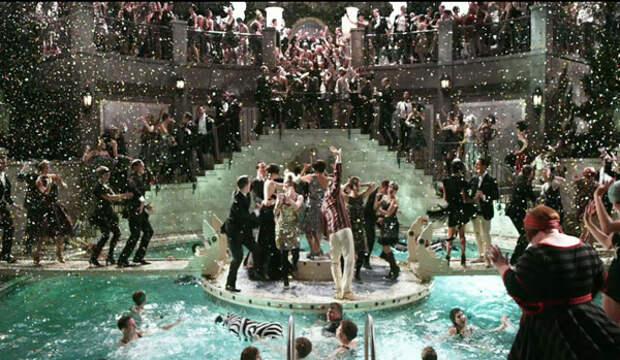 «Великий Гэтсби»: Баз Лурман приглашает на вечеринку