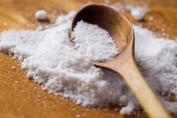 Поваренная соль на даче: необычные способы применения