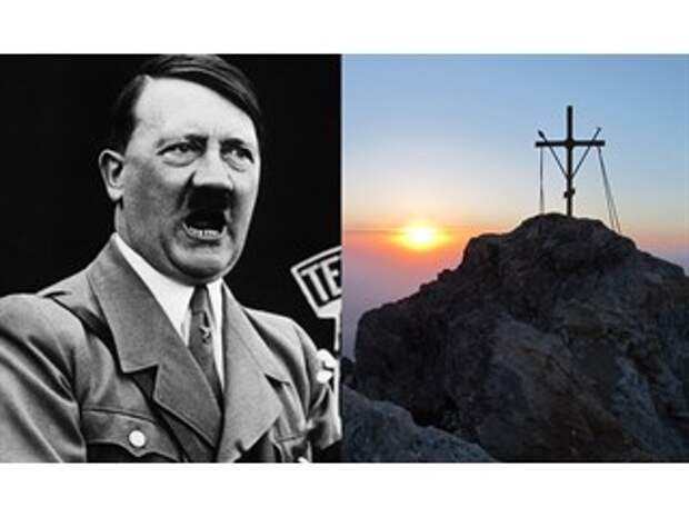 Афон и Греция не в первый раз предают Христа: «Адольф Гитлер - великий Царь Европы»!