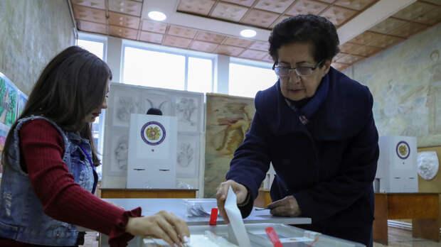 Явка на выборы в парламент Армении составила 49,4%