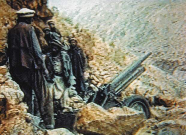 Война в Афганистане 1979–1989 в фотографиях