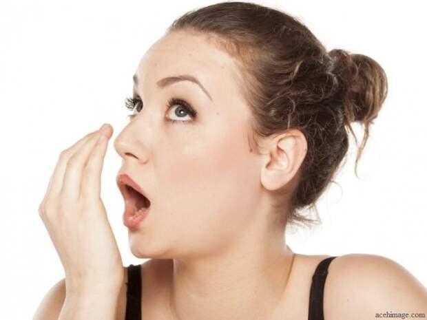 Болезни пахнут изо рта