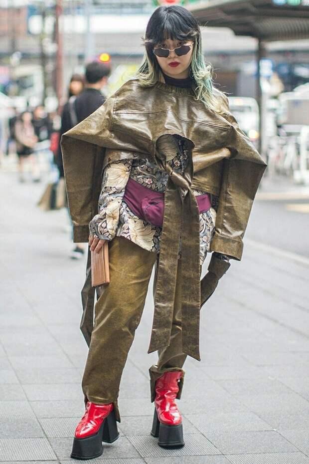 Японские курточные переделки